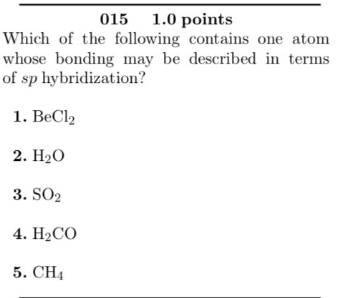 What is the hybridization of each carbon atom in acetonitrile? | Socratic