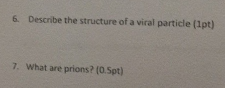 Which of the following is not a viral disease?a  mump