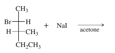 R 2 Chlorobutane Fischer Projection SN2 Reaction - Organic...