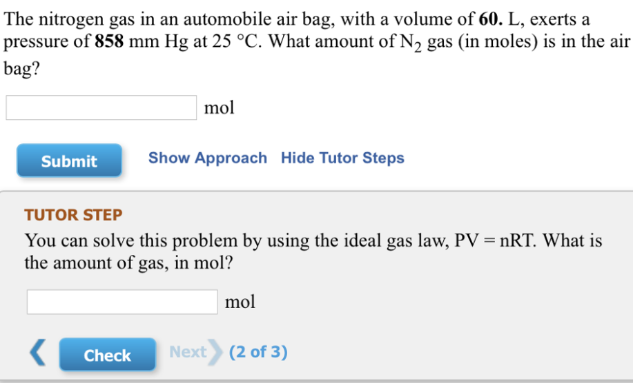 The Ideal Gas Law Chemistry Video Clutch Prep