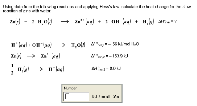 Hess's Law - Chemistry Video | Clutch Prep