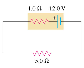 For the circuit in the figureFind the rate of conv