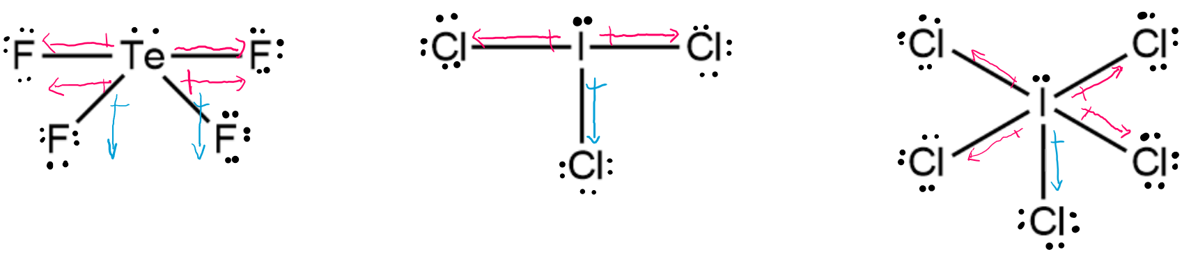 Which Of The Molecules Have Net Dipole Mom Clutch Prep