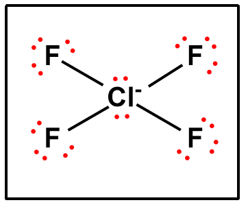 Add Lone Pairs To These Lewis Structures O Clutch Prep