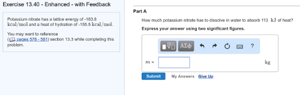 does potassium nitrate dissolve in water