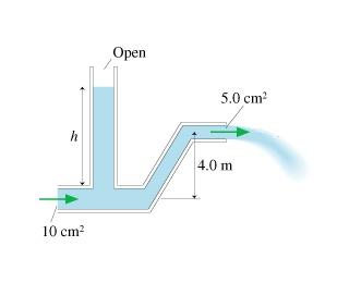 Open 5.0 cm2 4.0 m 10 cm2