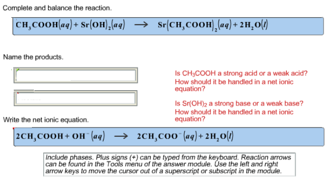Answer: Write the net ionic equation (incl    | Clutch Prep