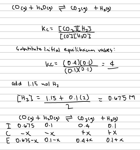 Consider the following reaction:Fe3+(aq) +    | Clutch Prep