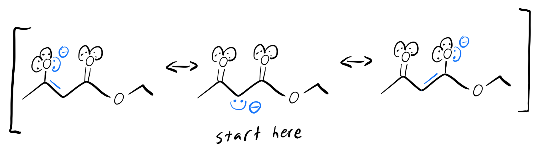 blue-enolate-resonance-structures