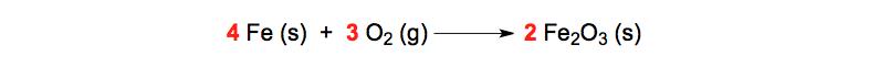 Balanced-Chemical-Equation-Integers-Fe-O2-Fe2O3