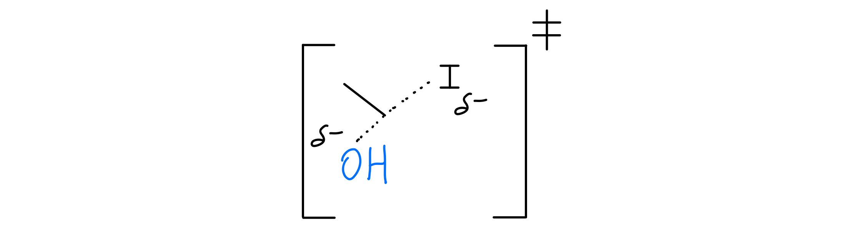 SN2-transition-state