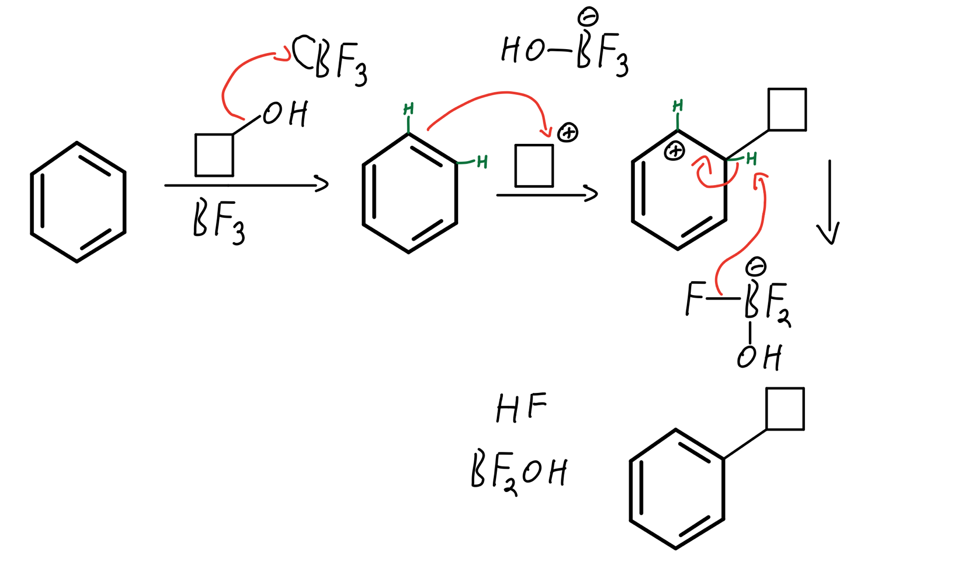 Any-carbocation-Lewis-mechanism