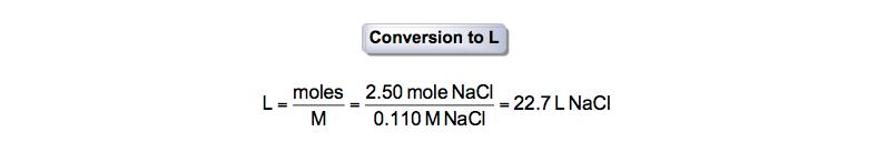 Molarity-Formula-Liters