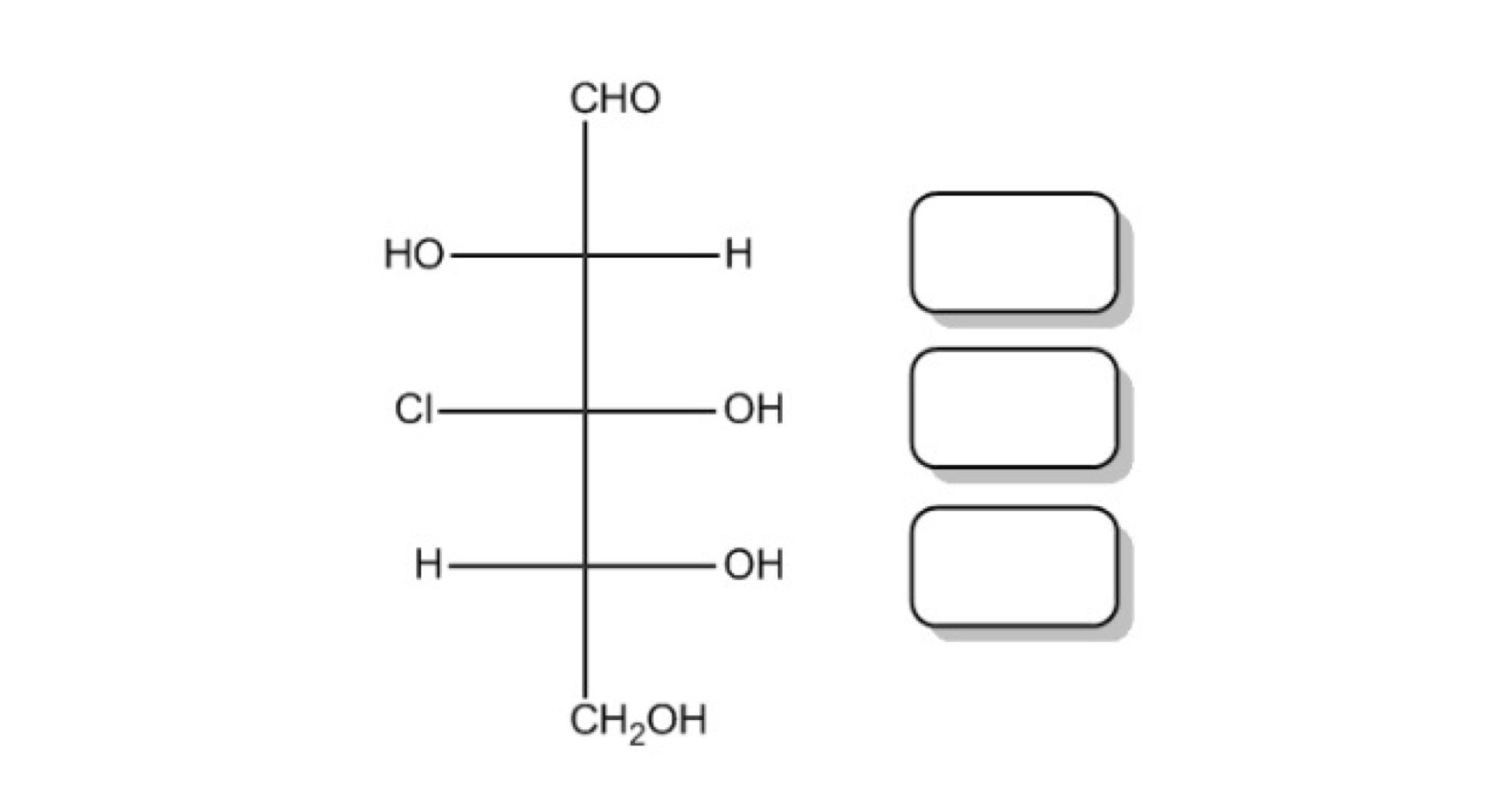 3-chloro-2,3,4,5-tetrahydroxypentanal-without-stereochemistry