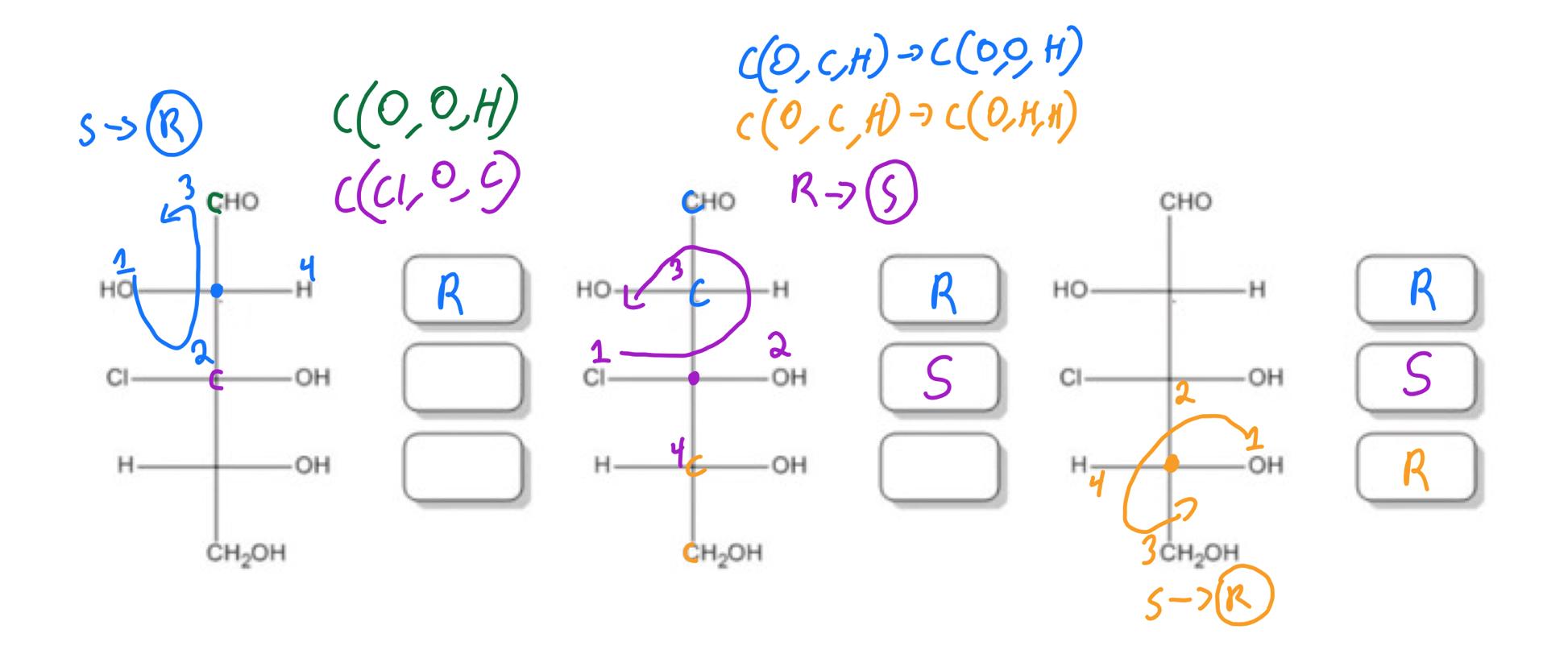 3-chloro-2,3,4,5-tetrahydroxypentanal-with-stereochemistry