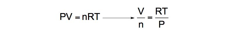 Avogadro-Law-Derived-Formula