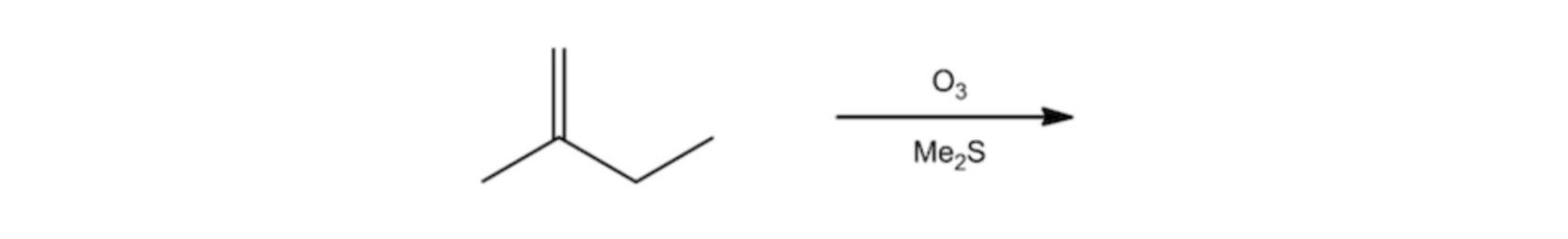 Ozonolysis-Reaction