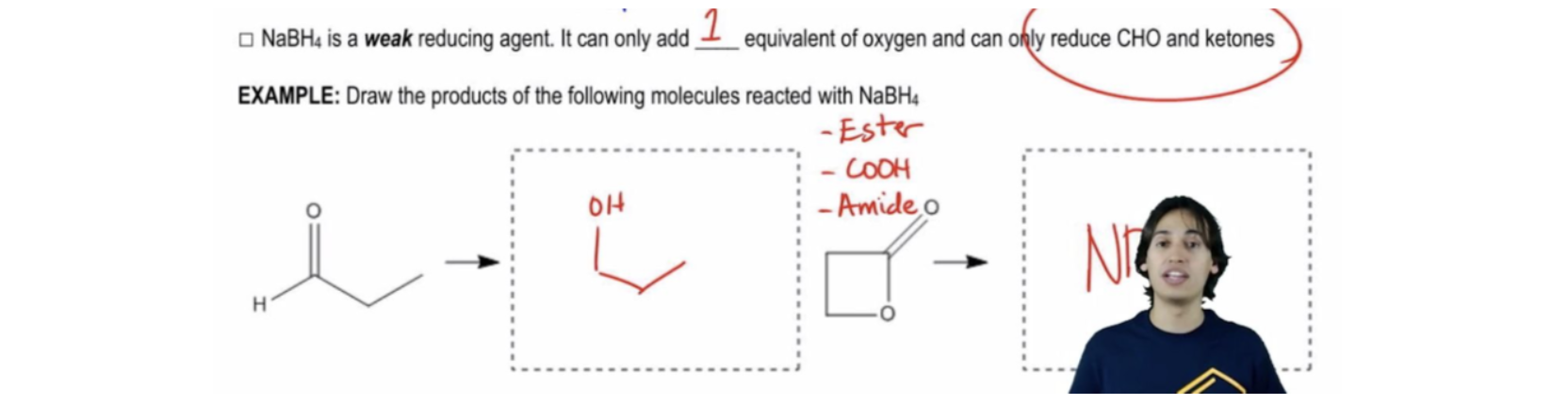 Reduction-with-Sodium-Borohydride