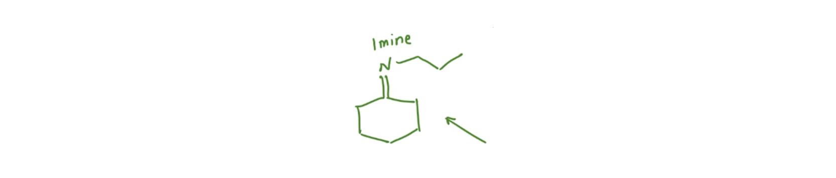 Imine-Structure