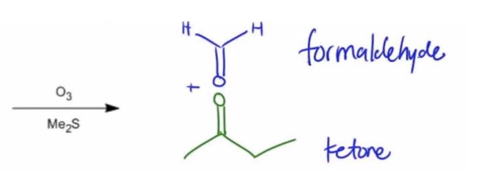 Ozonolysis-Retrosynthesis