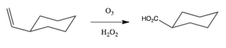 Ozonolysis-with-Oxidative-Workup