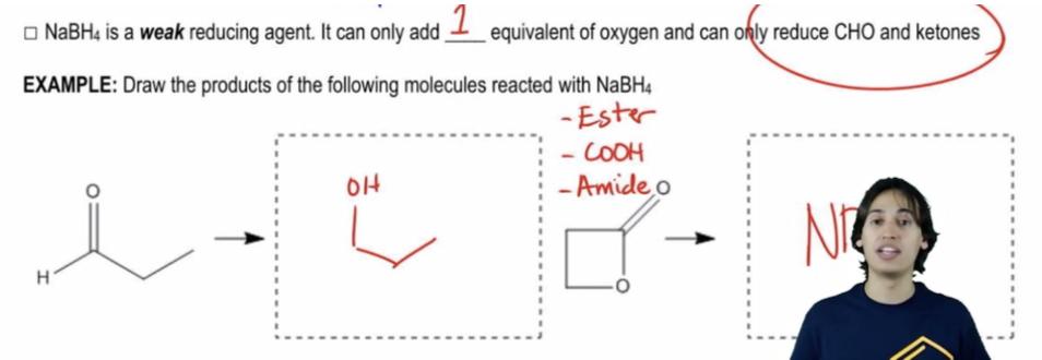 Reduction-with-Sodium-Borohydride